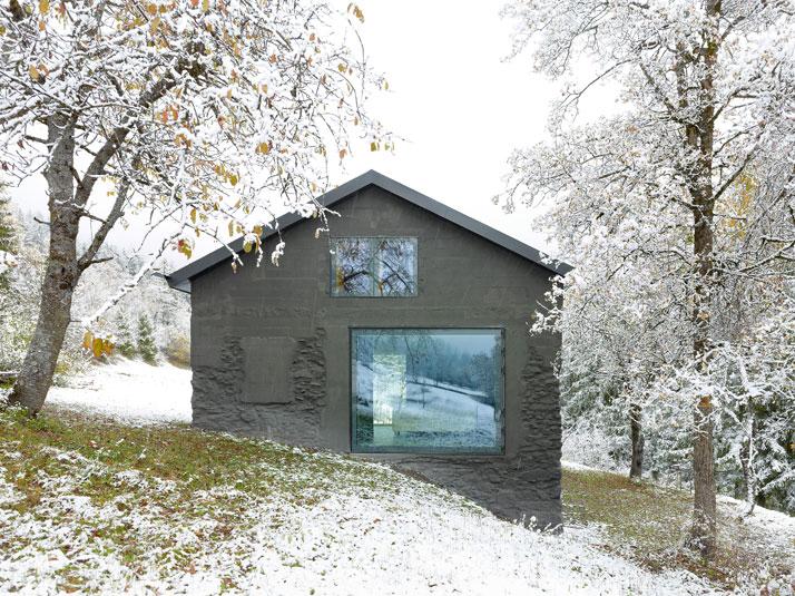 Savioz House