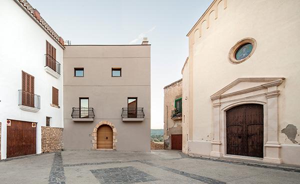 M House, Catalonia