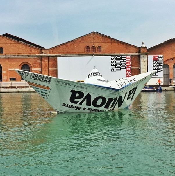 The Top 27 Pictures From The 56th Venice Biennale