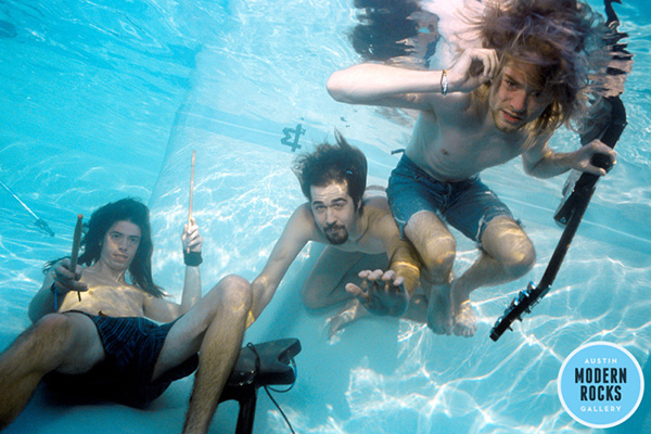 Modern Rocks Gallery: Never Before Seen Nirvana Photographs